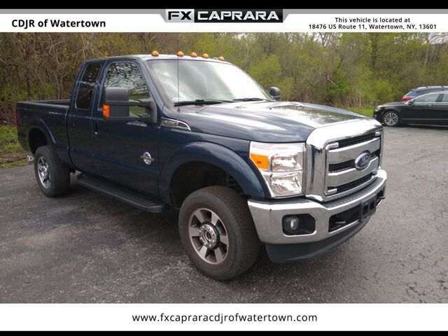 2014 Ford F-250SD Lariat Watertown NY