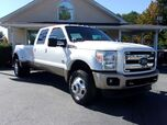 2014 Ford F-450 SD King Ranch Crew Cab DRW 4WD