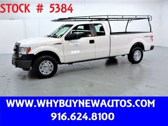 Ford F150 ~ 4x4 ~ Extended Cab ~ Heavy Half Ton ~ Only 71K Miles! 2014