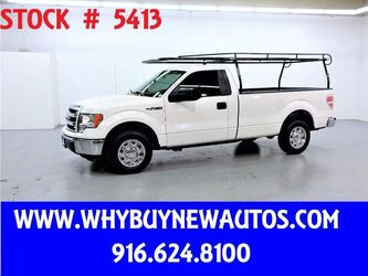 Ford F150 ~ Only 59K Miles! 2014