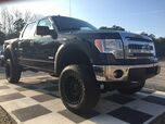 2014 Ford F150 4WD Supercrew XLT 5 1/2