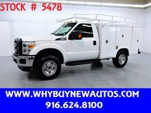 2014_Ford_F350_~ 4x4 ~ Only 59K Miles!_ Rocklin CA