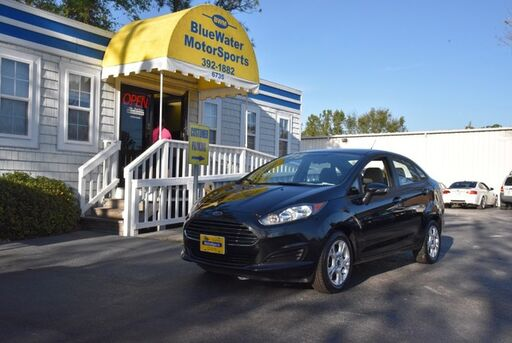 2014_Ford_Fiesta__ Wilmington NC