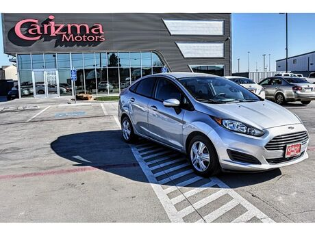 2014 Ford Fiesta 4DR SDN S Lubbock TX