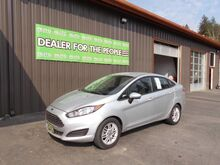 2014_Ford_Fiesta_S Sedan_ Spokane Valley WA