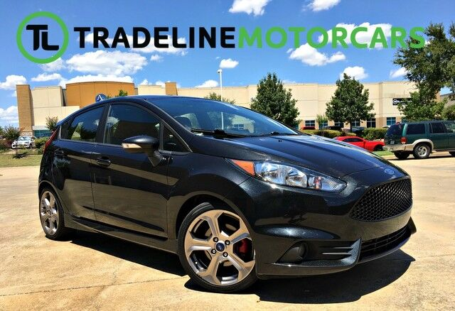2014 Ford Fiesta St 1 Owner Bluetooth Turbo And Much More