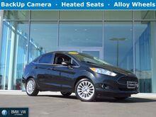 2014_Ford_Fiesta_Titanium_ Kansas City KS