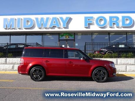 2014_Ford_Flex_SEL_ Roseville MN