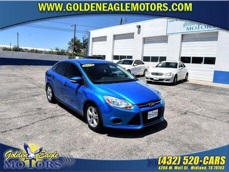 2014_Ford_Focus_4DR SDN SE_ Midland TX