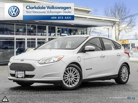 2014 Ford Focus Electric BEV Vancouver BC