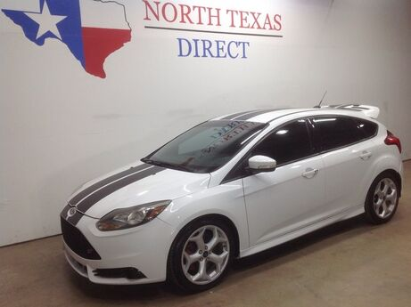 2014 Ford Focus FREE HOME DELIVERY! ST Turbo Ecoboost Bluetooth Keyless Mansfield TX