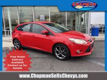 2014_Ford_Focus_SE_  PA