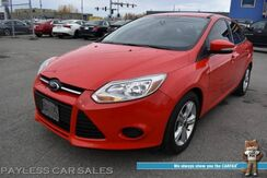 2014_Ford_Focus_SE / Automatic / Bluetooth / Power Locks & Windows / Cruise Control / Aluminum Wheels / 37 MPG_ Anchorage AK