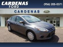 2014_Ford_Focus_SE_ Brownsville TX