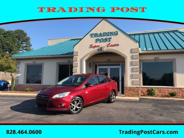 2014_Ford_Focus_SE_ Conover NC