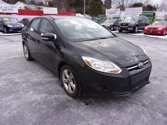 2014_Ford_Focus_SE_ Richmond KY