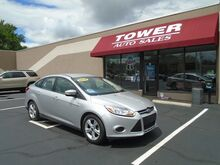 2014_Ford_Focus_SE_ Schenectady NY