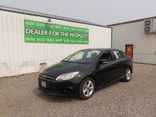 2014_Ford_Focus_SE Sedan_ Spokane Valley WA
