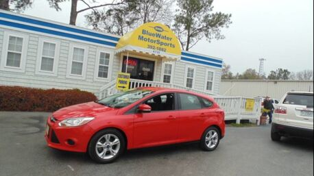 2014_Ford_Focus_SE_ Wilmington NC