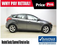 2014_Ford_Focus_SE w/Sunroof_ Maumee OH