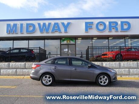 2014_Ford_Focus_SE_ Roseville MN