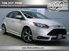 2014_Ford_Focus ST_Moonroof 6-Spd_ Hickory Hills IL