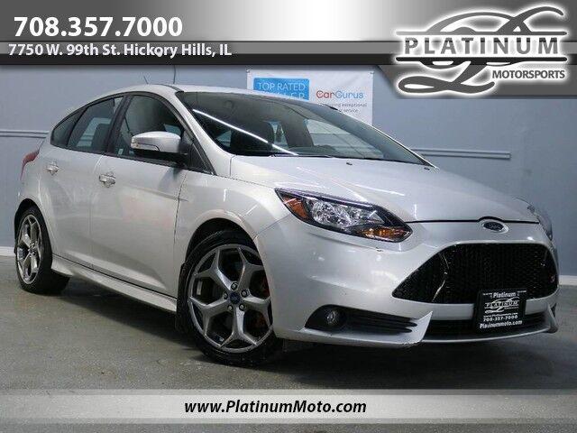2014 Ford Focus ST Moonroof 6-Spd Hickory Hills IL