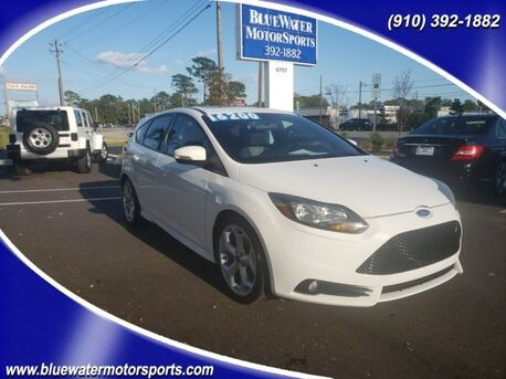 2014_Ford_Focus_ST_ Wilmington NC