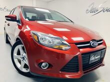 2014_Ford_Focus_Titanium_ Dallas TX