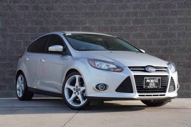2014 Ford Focus Titanium Fort Worth TX