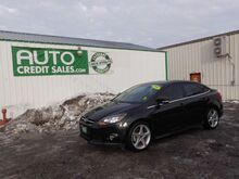 2014_Ford_Focus_Titanium Sedan_ Spokane Valley WA