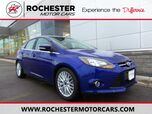 2014 Ford Focus Titanium w/ Remote Start + Heated Seats