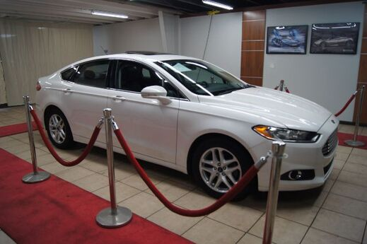 2014 Ford Fusion LEATHER,NAVIGATION & ROOF Charlotte NC