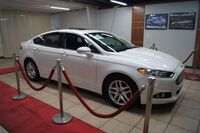 Ford Fusion LEATHER,NAVIGATION & ROOF 2014