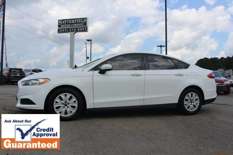2014 Ford Fusion S Bryant AR