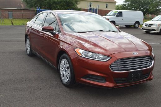 2014 Ford Fusion S Houston TX