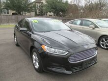 2014_Ford_Fusion_S_ Houston TX