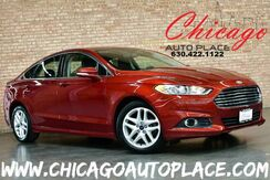 2014_Ford_Fusion_SE - 1.5L ECOBOOST ENGINE BLACK LEATHER HEATED SEATS BLUETOOTH POWERED BY MICROSOFT SYNC CLIMATE CONTROL PREMIUM ALLOY WHEELS_ Bensenville IL