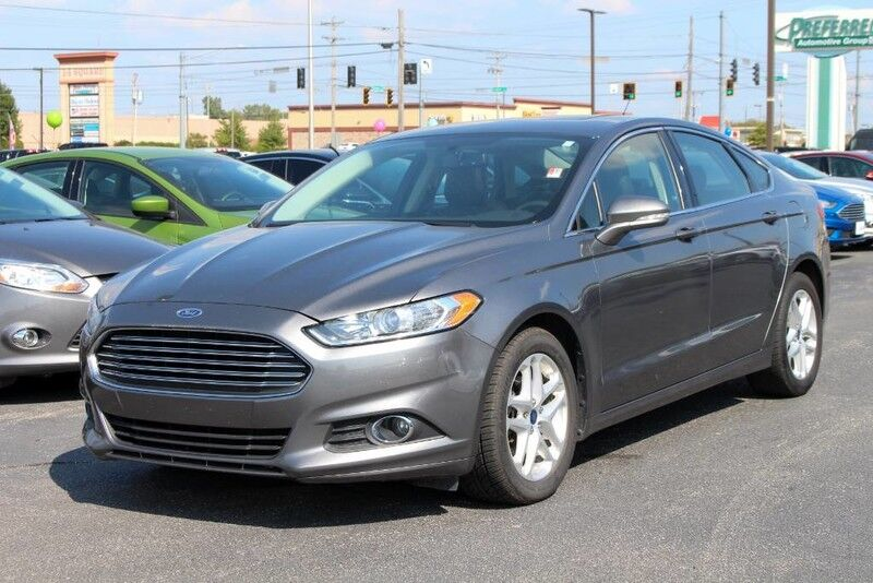 Buy Here Pay Here Fort Wayne >> 2014 Ford Fusion SE Fort Wayne IN 32268890