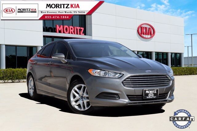 2014 Ford Fusion SE Fort Worth TX