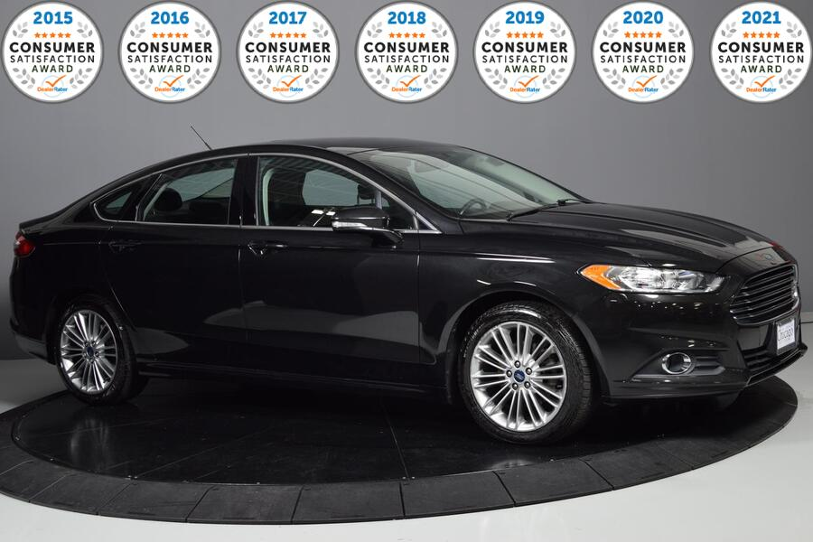 2014_Ford_Fusion_SE_ Glendale Heights IL