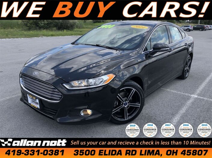 2014 Ford Fusion SE Lima OH