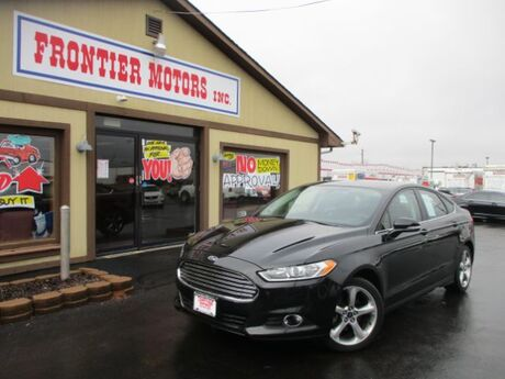 2014 Ford Fusion SE Middletown OH