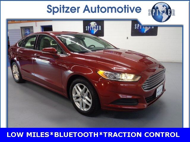Vehicle details - 2014 Ford Fusion at Al Spitzer Ford Cuyahoga Falls - Spitzer Toyota Monroeville