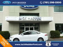 2014_Ford_Fusion_SE_ Norwood MA