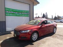 2014_Ford_Fusion_SE_ Spokane Valley WA