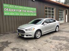 2014_Ford_Fusion_SE_ Spokane Valley WA