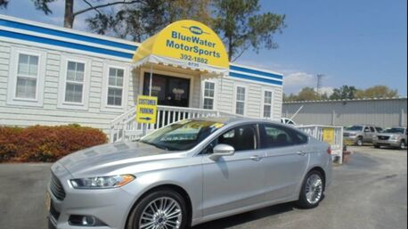 2014_Ford_Fusion_SE_ Wilmington NC
