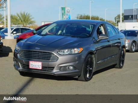 2014_Ford_Fusion_SE_ Roseville CA