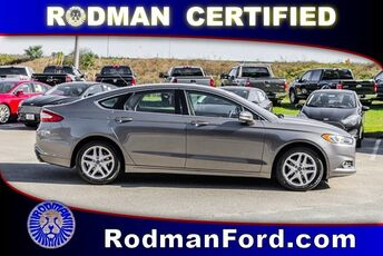 2014 Ford Fusion SE Boston MA